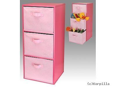 kindermbel kinderkommode pink kommode kinder schrank. Black Bedroom Furniture Sets. Home Design Ideas