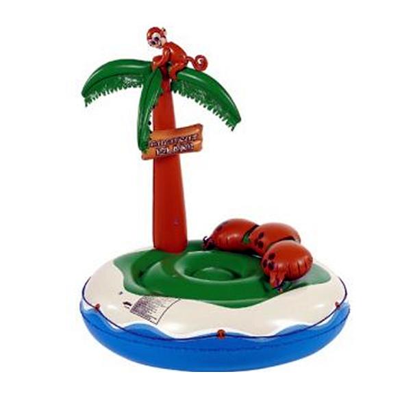 luftmatratze insel coconut badeinsel palme luftmatraze megastore. Black Bedroom Furniture Sets. Home Design Ideas