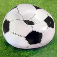 FUSSBALL SESSEL FUSSBALLSESSEL SITZ SOFA LUFTSESSEL