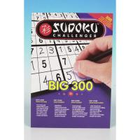Sudoku Challanger Big 300 Block - Sudoko Zahlenrätsel