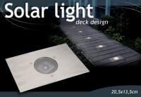 16x LED EDELSTAHL SOLARLAMPE BODENSTRAHLER BODENLEUCHTE