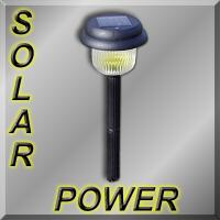 GARTEN LAMPE SOLAR 42 cm  SOLARLEUCHTE SOLARLAMPE