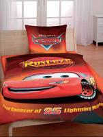 Original Disney Bettwäsche CARS Lightning Mc Queen NEU