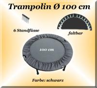 TRAMPOLIN FALTBAR GARTENTRAMPOLIN TRAMBOLIN