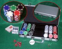 600 Poker Chips Pokerchips Jetons Spielchips Pocker Set
