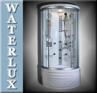 WATERLUX® DUSCHKABINE WD05 MASSAGE DUSCHE DUSCHTEMPEL