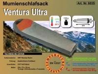 SCHLAFSACK VENTURA ULTRA  BIS -20°C ZELTEN CAMPING