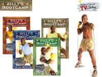 BILLY`S BOOTCAMP  DVD INKL. 2 BILLY BANDS