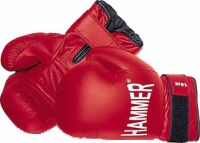 BOXHANDSCHUHE 10 OZ Hammer Sport für BOXSACK BOXSÄCKE