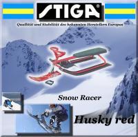 STIGA Snow Racer HUSKY »NEU« Ski Bob Skibob Schlitten