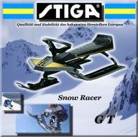 STIGA SNOW RACER SKI BOB SKIBOB SCHLITTEN LENKSCHLITTEN