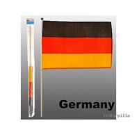 4 x DEUTSCHLANDFAHNE DEUTSCHLAND FAHNE FLAGGE FAHNEN