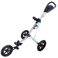 GOLFTROLLEY XQmax SCHWARZ Trolly Golfwagen Golfcaddy